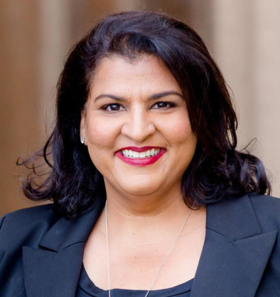Seema Daryanani - D&I and Events Lead - Senior Technical Recruiter, Anaplan Regional Lead of WIN